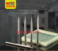 Dao khắc V4 double edge Weitol
