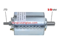 Motor 24V dual shaft cốt 10mm - JTO