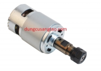 Bộ kit motor CNC mini 775 ER11