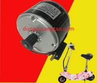Motor xe điện scooter 24V 300W MY1016