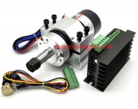 Bộ motor CNC Brushless 48V 400W - High grade